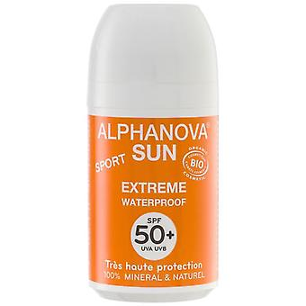 Alphanova Sunscreen F50 Roll-On 50 ml