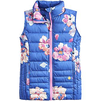 Joules Girls ODR Croft Light Padded Quilted Bodywarmer Gilet