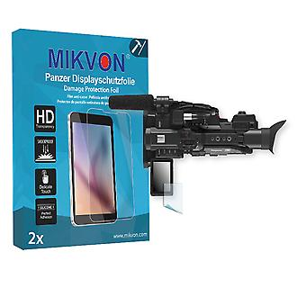 Panasonic HC-X1 Screen Protector - Mikvon Armor Screen Protector (Retail Package with accessories)