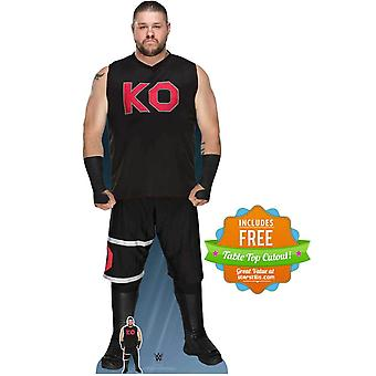 Kevin Owens Official WWE Lifesize Cardboard Cutout / Standup