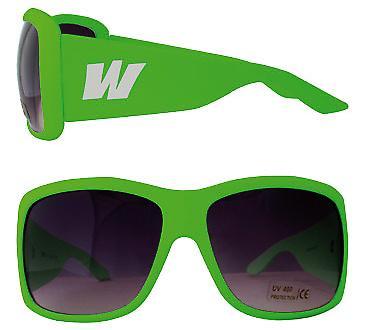 Waooh - solglasögon 910 - Design W - montera färg - kategori 3 - solglasögon UV400 skydd