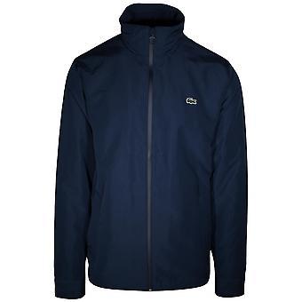Lacoste Lacoste Navy Waterproof Jacket