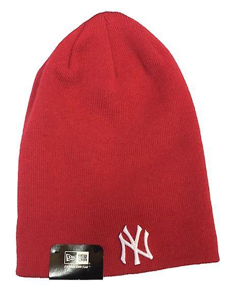 Ny era Womens New York Yankee lång mössa