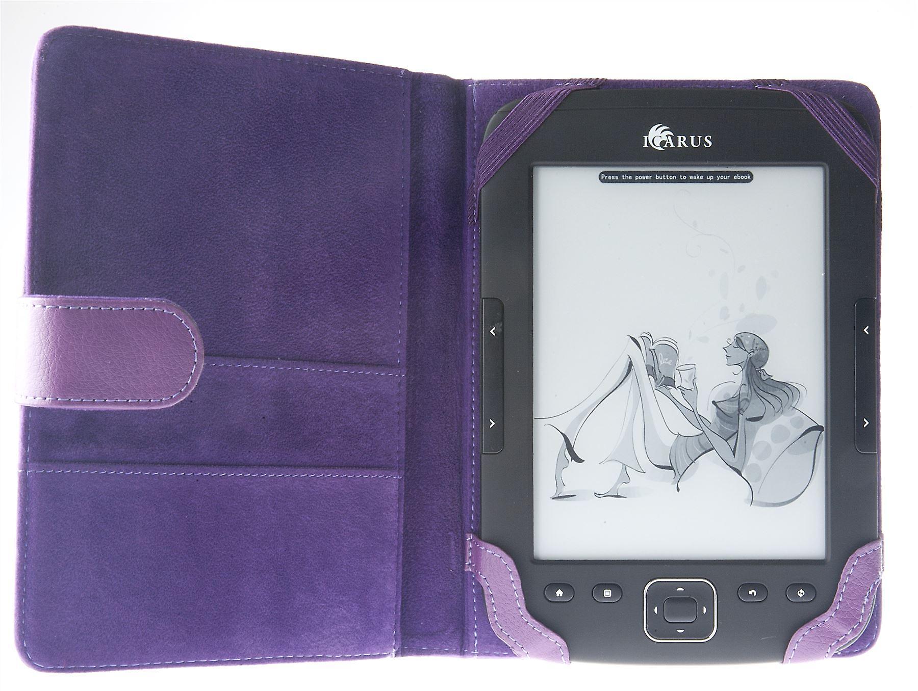ICARUS cover lila for Illumina HD/Pocket/Sense G2