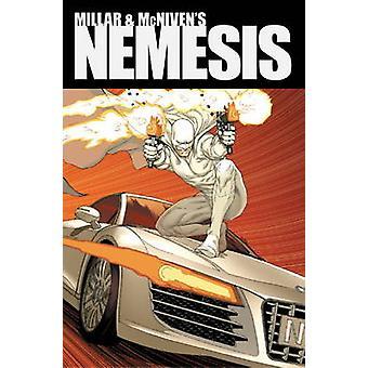 Nemesis av merke Millar - Steve McNiven - 9780857681072 bok
