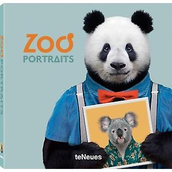 Zoo Portraits by Yago Partal - 9783961710461 Book