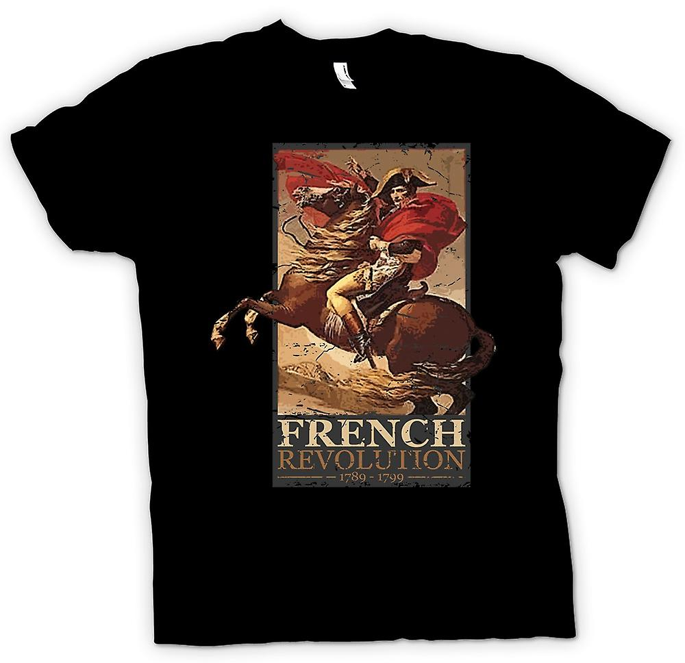 Kids T-shirt - French Revolution - Napoleon Inspired