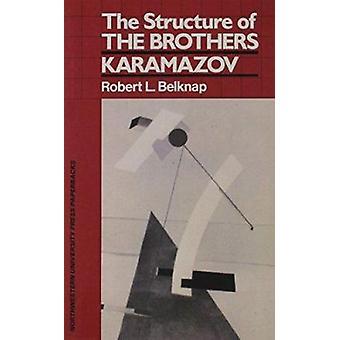 Structure des frères Karamazov de Belknap - livre 9780810108127