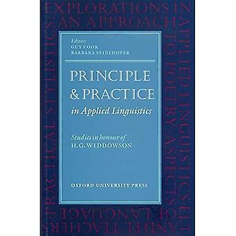 Princípio & prática aplicada linguística: estudos em homenagem a H.G. Widdowson