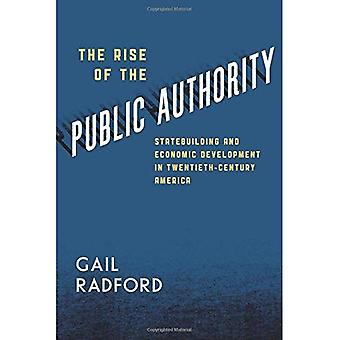 Fremveksten av offentlig myndighet