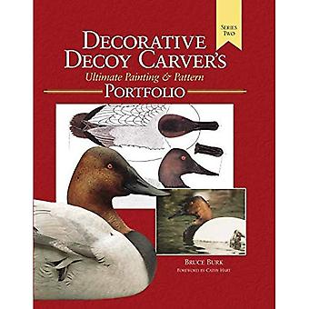 Decorative Decoy Carver's Ultimate Painting and Pattern Portfolio, Vol. 2