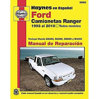 Ford Camionetas Ranger manuel de Reparacion