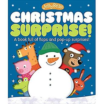 Jelly Bear Christmas overraskelse