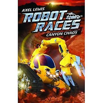 Canyon Chaos (Robot Races)