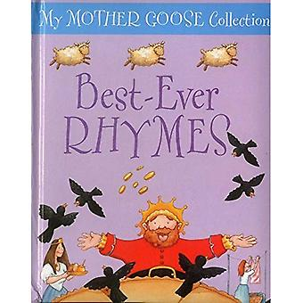 Best Ever Rhymes (My Mother Goose Collection)