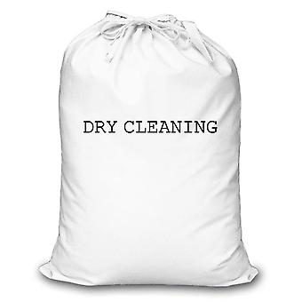 Химчистка белый прачечная мешок