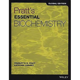 Pratt's Essential Biochemistry Global Edition