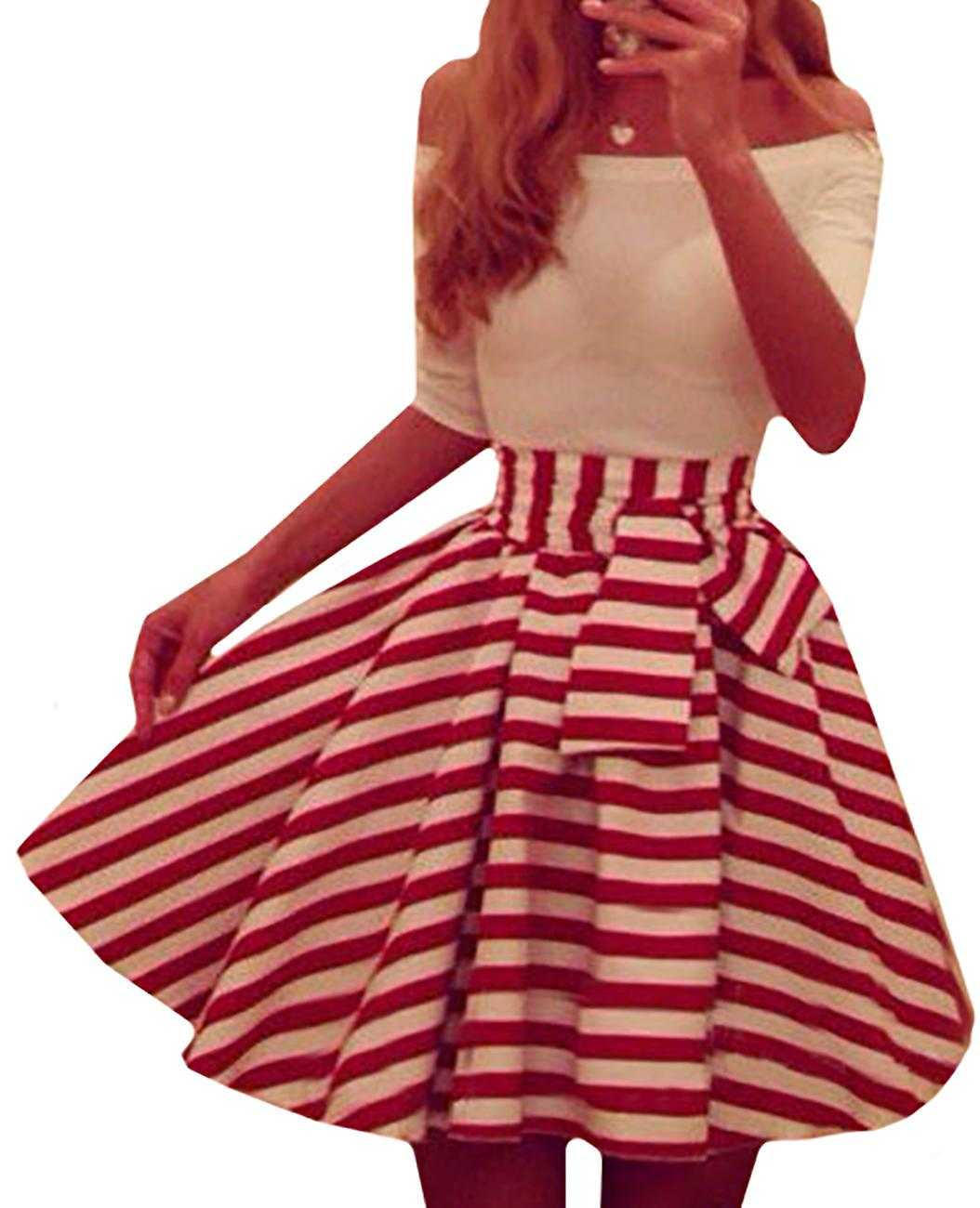 Waooh - 60's style dress with boat neck Siar