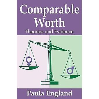Comparable Worth Theories and Evidence by England & Paula