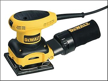 DEWALT D26441 1/4 Sheet Palm Sander 230 Watt 240 Volt
