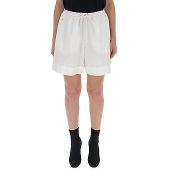 See By Chloé White Cotton Shorts