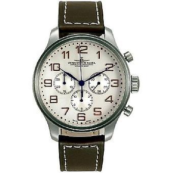 Zeno-watch montre chronographe rétro de l'OS 2020 8559TH-3-f2