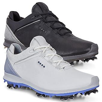 Ecco Womens 2019 G 2 Waterproof Breathable Leather Golf Shoes