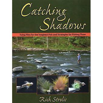 Schatten fangen-Flies für den tugensten Fisch und Strategien Fichten