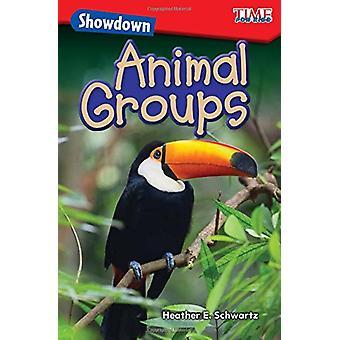 Showdown - Animal Groups (Level 1) by Heather Schwartz - 9781425849542