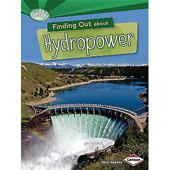 Finding Out about Hydropower by Matt Doeden - 9781467745550 Book