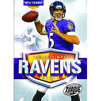 The Baltimore Ravens Story by Allan Morey - 9781626173576 Book