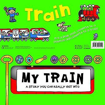 Convertible My Train by Claire Phillip - Belinda Gallagher - 97817820