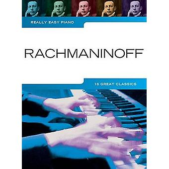 Really Easy Piano - Rachmaninoff - 9781783055135 Book