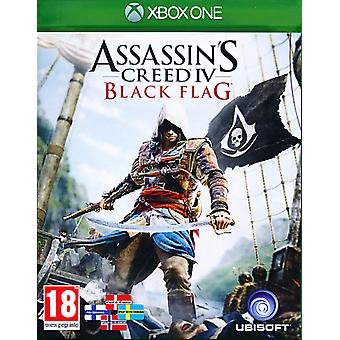 Assassin's Creed IV 4 Black Flag Nordic - Xbox One