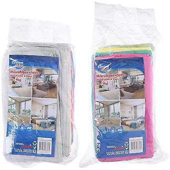 Microfiber cloth 1 KG bulk pack Good Quality