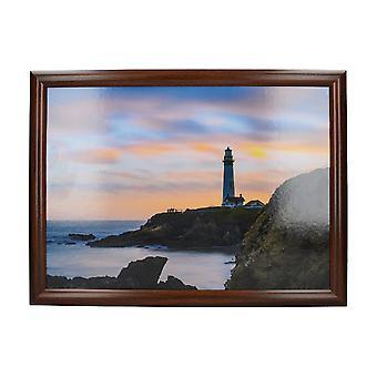 Lap Pillow Lighthouse