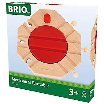 BRIO 機械式ターン テーブル
