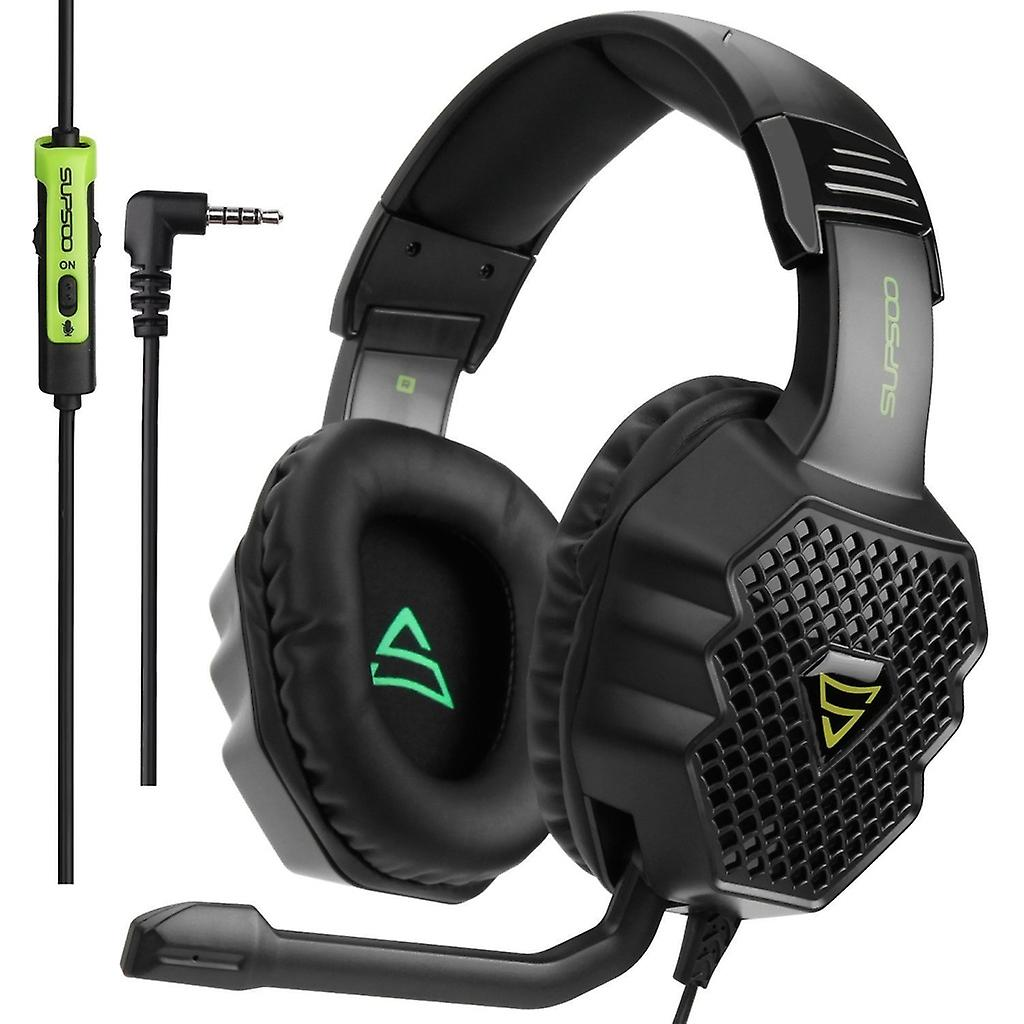 Supsoo G811 stereo Gaming Headset with Wire Control & MIC