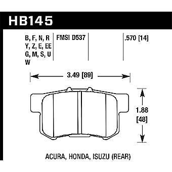 Hawk Performance HB145W.570 DTC-30