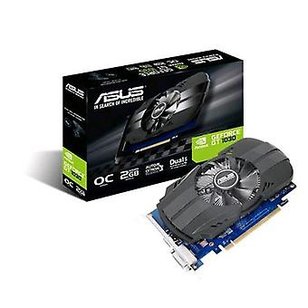 Asus ph-gt1030-o2g graphics card nvidia geforce gt 1030 2gb gddr5 pci express 3.0 interface with fan