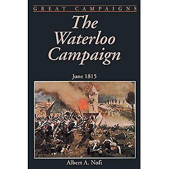 De Waterloo campagne: juni, 1815