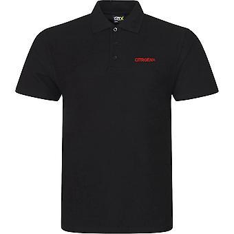 Citreon Motorcar Car Embroidered Logo - Polo Shirt