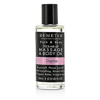 Demeter Daphne masaje y aceite corporal - 60ml / 2oz