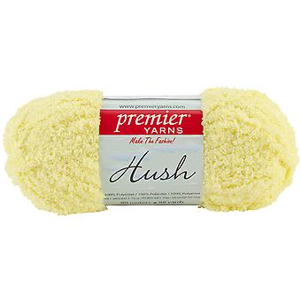 Hush Yarn Solids Pastel Yellow 40 3