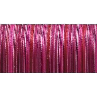 Silk Variegated Thread 200 Meters Variegated Rubies 202 V2 07V