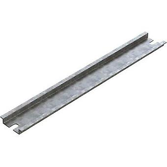 Din rail Steel plate 109 mm Deltron Enclosures 4DR3512 1 pc(s)