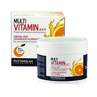 Phytorelax multi vitamin A + C + E nourishing face cream
