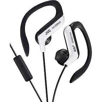 JVC HA-EBR25-W Sports Headphones