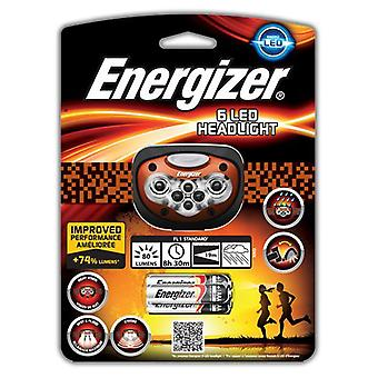 Energizer Flashlights Headlight Vision Fl 3AAA Tray Hda32