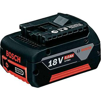 Bosch GBA 5,0 Ah CoolPack Li-Ion Akku 18 Volt
